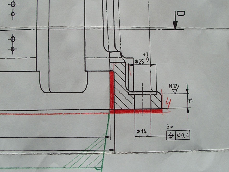 CF Aluminiumgehäuse