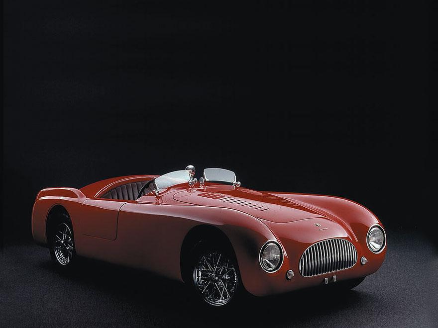 Classic Car Cisitalia Kühlergrill